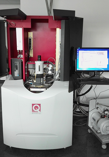 Quantum Design MPMS 3 SQUID magnetometer at Universidad del País Vasco Bilbao.